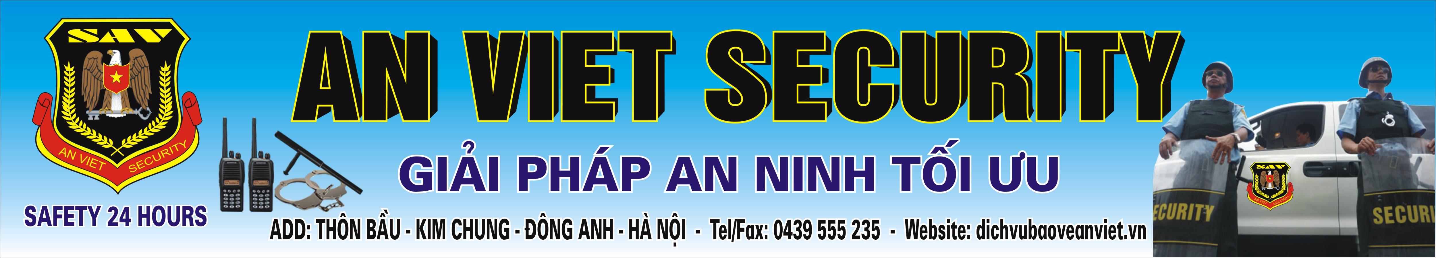 Dịch vụ bảo vệ An Việt